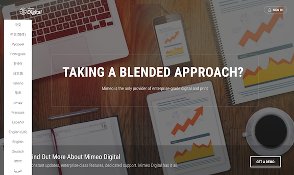 Featured Customer: Mimeo Digital 2